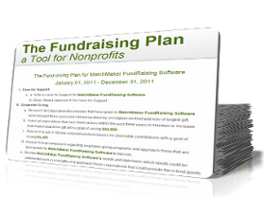 The Fundraising Plan -- A Tool for Nonprofits