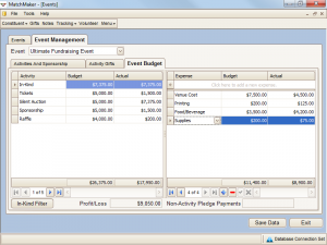 Monitor Event Budgets