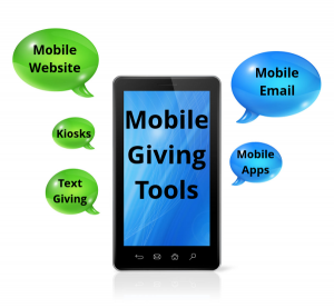 Mobile Giving Tools